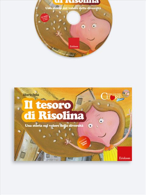Il tesoro di Risolina - I 7 elementi della didattica innovativa - Erickson
