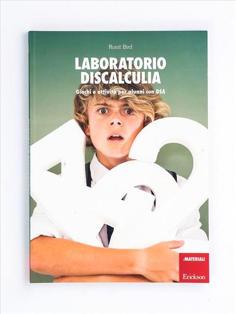 Laboratorio discalculia - Discalculia - Erickson