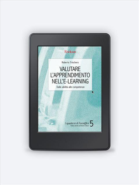 Valutare l'apprendimento nell'e-learning - Libri - Erickson