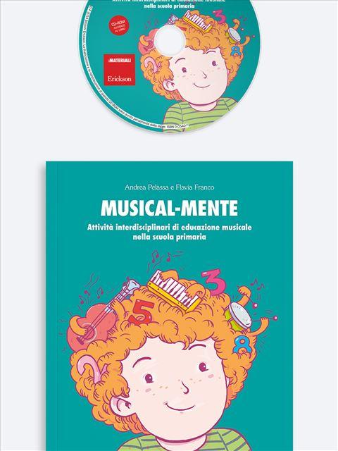 Musical-mente - Musica arte e altre discipline - Erickson