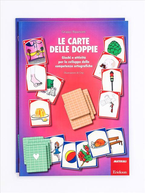 Le carte delle doppie - App e software per Scuola, Autismo, Dislessia e DSA - Erickson