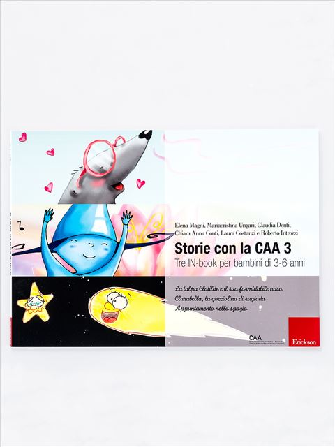 Storie con la CAA 3 - Giornata Mondiale Autismo | Il coronavirus spiegato ai bambini
