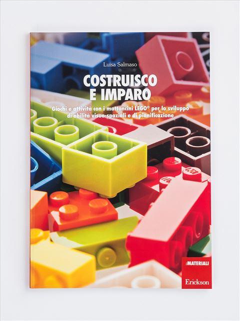 Costruisco e imparo - Libri - Erickson