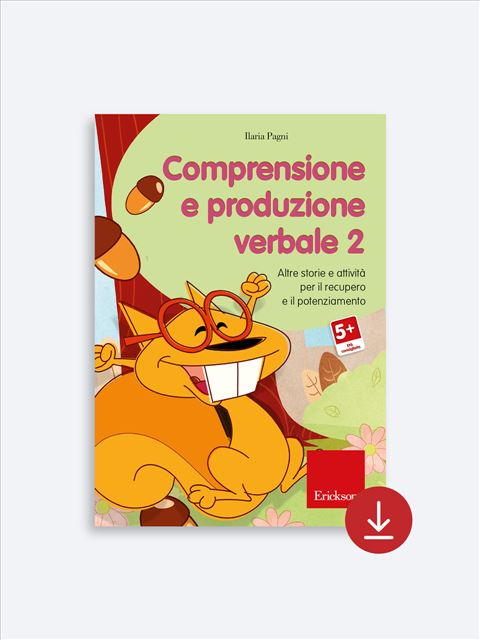 Comprensione e produzione verbale 2 - App e software per Scuola, Autismo, Dislessia e DSA - Erickson