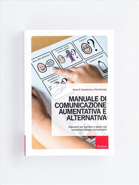 Manuale di Comunicazione Aumentativa e Alternativa Libro - Erickson Eshop