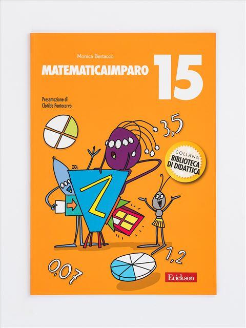MatematicaImparo 15 - Lessico del numero - Erickson