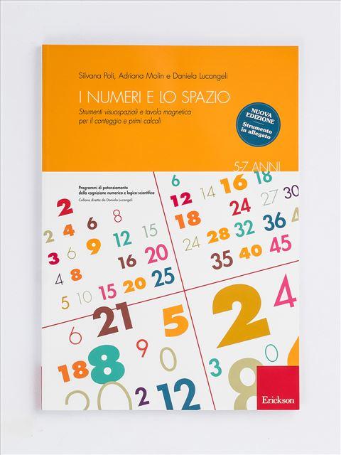 I numeri e lo spazio con la LIM - App e software per Scuola, Autismo, Dislessia e DSA - Erickson 2