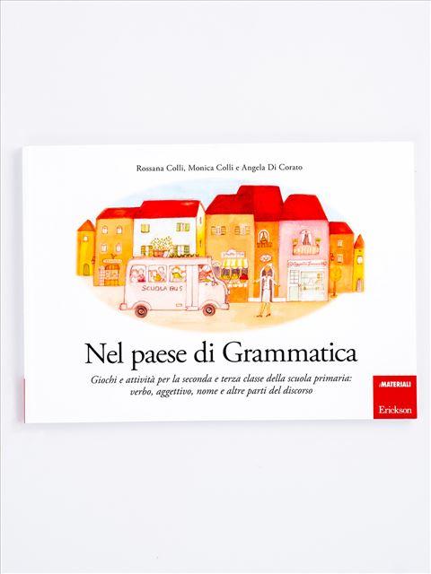 Nel paese di Grammatica - App e software per Scuola, Autismo, Dislessia e DSA - Erickson