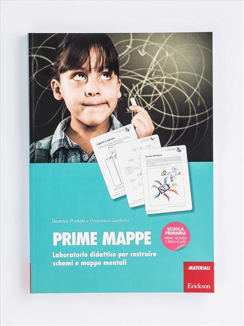 PRIME MAPPE - Pensiero e Ragionamento - Erickson