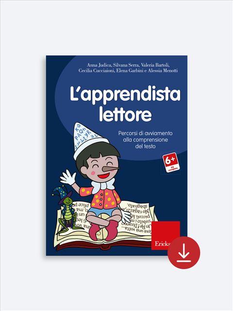 L'apprendista lettore - Libri - App e software - Erickson 2