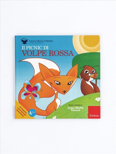 Il picnic di Volpe Rossa - Le avventure di Pesce Palla - Libri - Erickson
