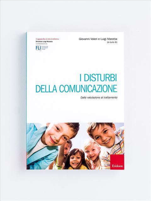 I disturbi della comunicazione - Disabilità intellettiva (ritardo mentale) - Erickson