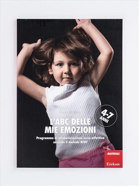 L'ABC delle mie emozioni - 4-7 anni - App e software per Scuola, Autismo, Dislessia e DSA - Erickson