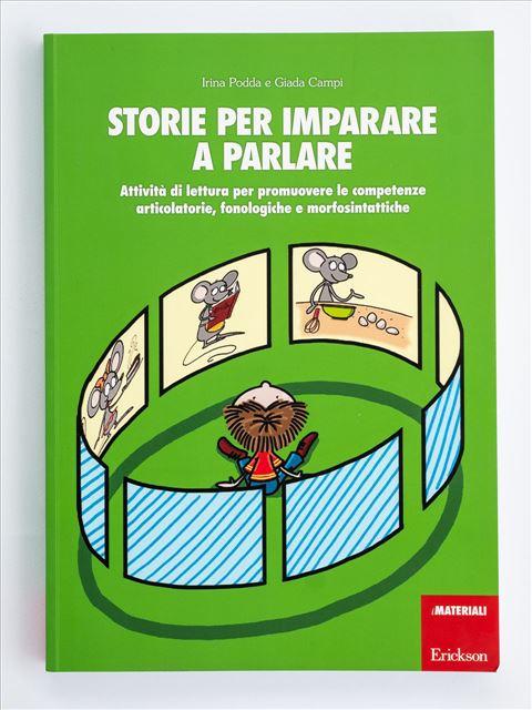 Storie per imparare a parlare - Il nuovo libro delle Storie Sociali - Libri - Erickson