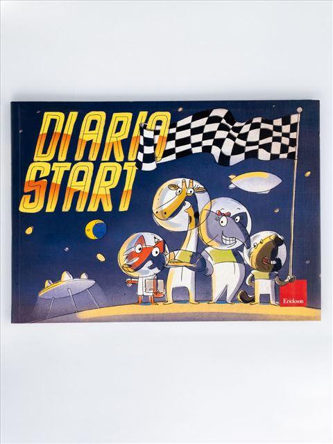 DIARIO START - Avventura nello spazio - Libri - Erickson