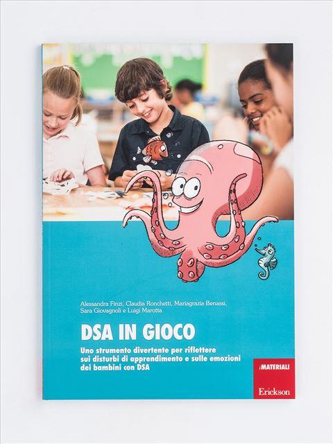 DSA in gioco - Costruisco e imparo - Libri - Erickson