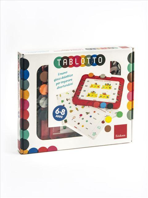 Tablotto (6-8 anni) - Imparo giocando - Erickson