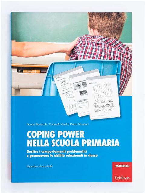 Coping Power nella scuola primaria - Emozioni - Erickson