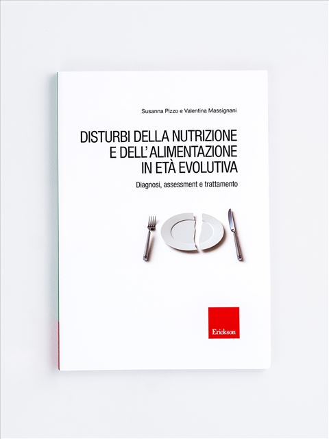 Disturbi della nutrizione e dell'alimentazione in età evolutiva - Teatroterapia - Libri - Erickson