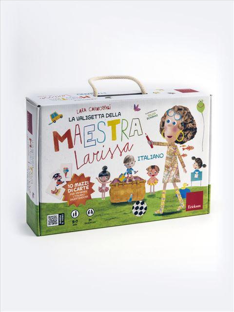 La valigetta della Maestra Larissa Strumento per l'insegnante - Erickson Eshop