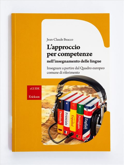 L'approccio per competenze nell'insegnamento delle lingue - Didattica per competenze - Erickson