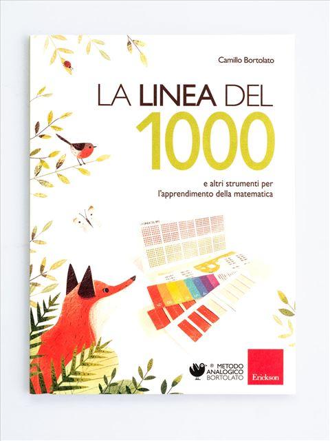 La linea del 1000 e altri strumenti per il calcolo - La casa del 1000 - Cartelloni murali - Strumenti - Erickson