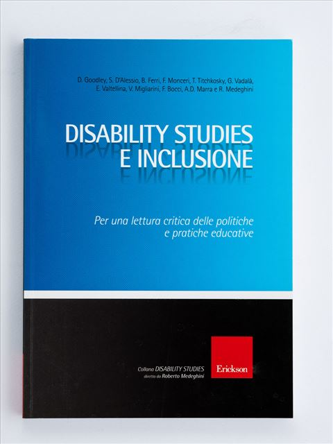 Disability Studies e inclusione - Includere - Erickson