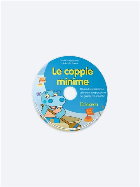 Le coppie minime - Volume 2 CD-Rom - Erickson Eshop
