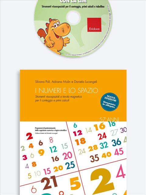I numeri e lo spazio con la LIM - App e software per Scuola, Autismo, Dislessia e DSA - Erickson 3