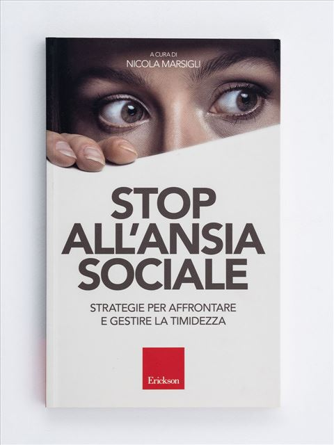 Stop all'ansia sociale - Counselor - Erickson