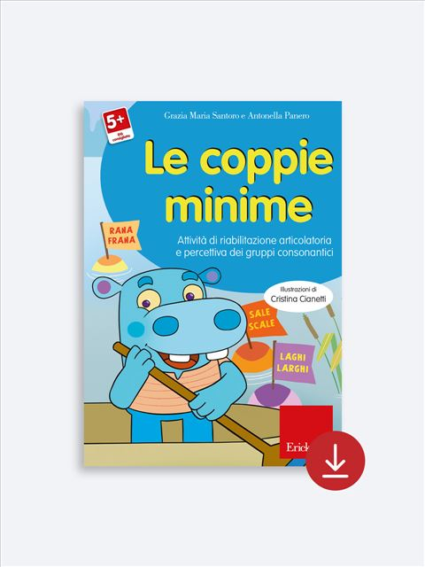 Le coppie minime - Volume 2 - Libri - App e software - Erickson 2