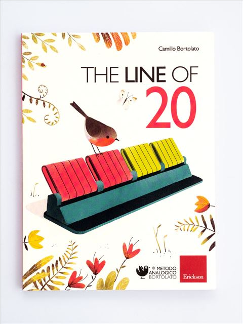 The line of 20 - Numeri e calcolo - Erickson