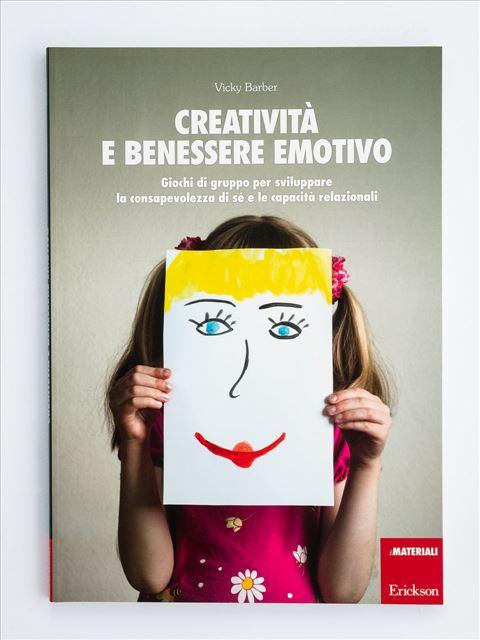 Creatività e benessere emotivo - Emozioni - Erickson