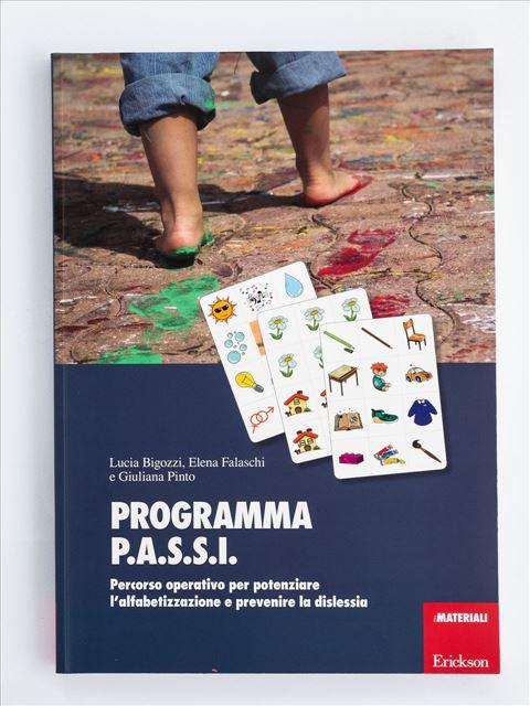 Programma P.A.S.S.I. - Motricità Fine - Erickson
