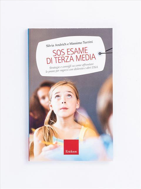 SOS esame di terza media - Superare i test di ammissione - Libri - Erickson