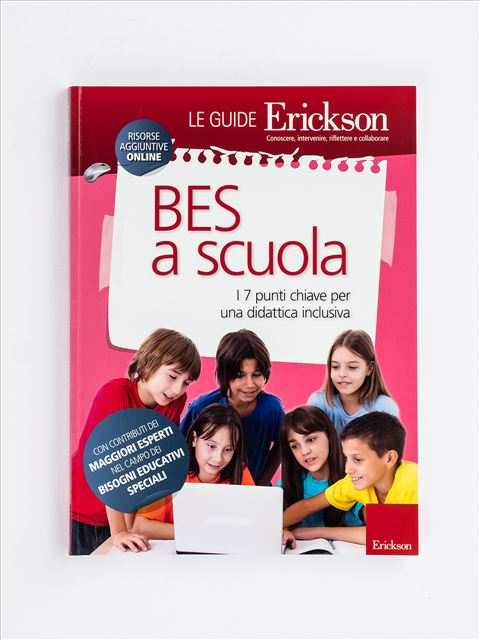 BES a scuola - Disabilità intellettiva a scuola - Libri - Erickson