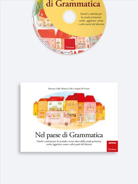 Nel paese di Grammatica - App e software per Scuola, Autismo, Dislessia e DSA - Erickson 3