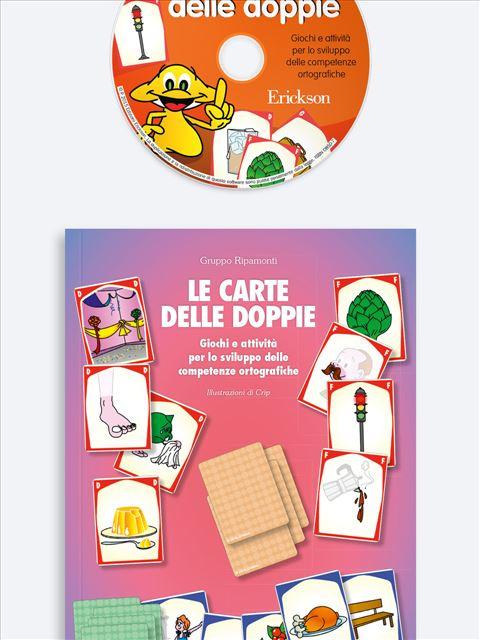 Le carte delle doppie - App e software per Scuola, Autismo, Dislessia e DSA - Erickson 3