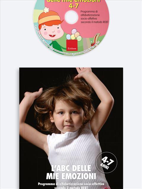 L'ABC delle mie emozioni - 4-7 anni - App e software per Scuola, Autismo, Dislessia e DSA - Erickson 3