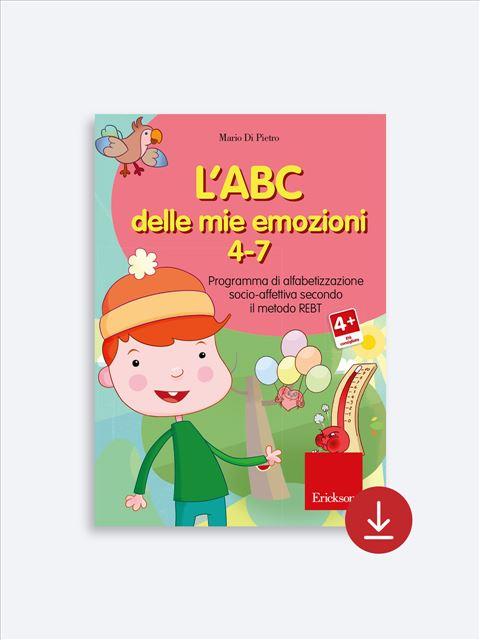 L'ABC delle mie emozioni - 4-7 anni - App e software per Scuola, Autismo, Dislessia e DSA - Erickson 2