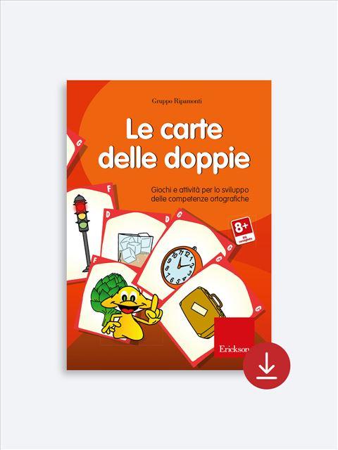 Le carte delle doppie - App e software per Scuola, Autismo, Dislessia e DSA - Erickson 2