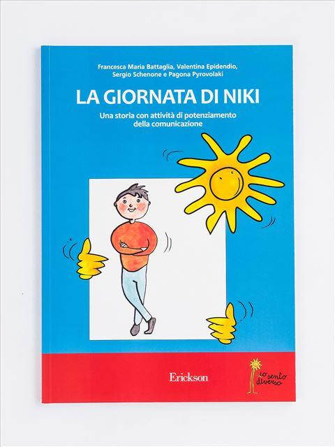 La giornata di Niki - Libri di didattica, psicologia, temi sociali e narrativa - Erickson