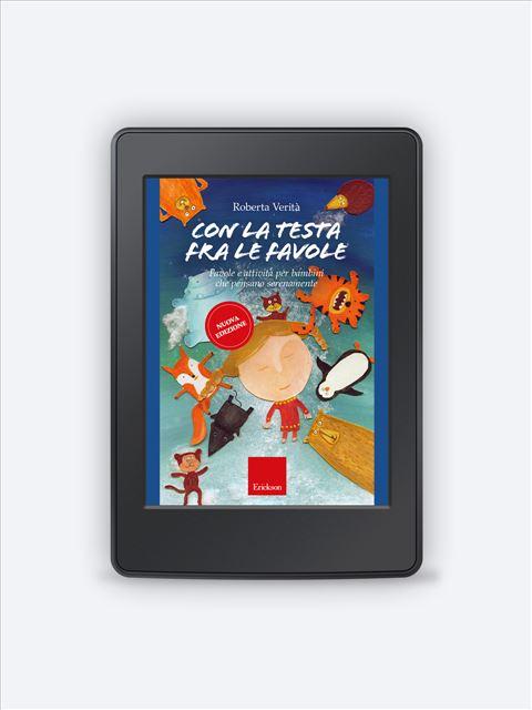 Con la testa fra le favole - Libri - App e software - Erickson