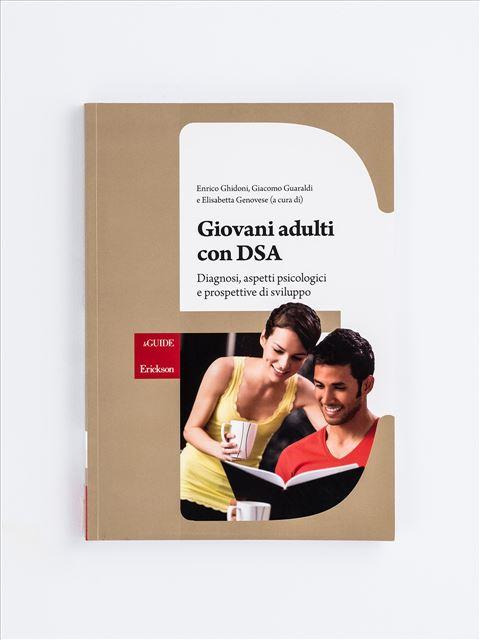 Giovani adulti con DSA - Libri - Erickson