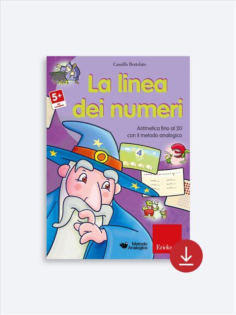 La linea dei numeri - Libri - App e software - Erickson 6