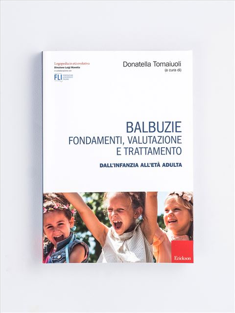Balbuzie - Neurologia - Erickson