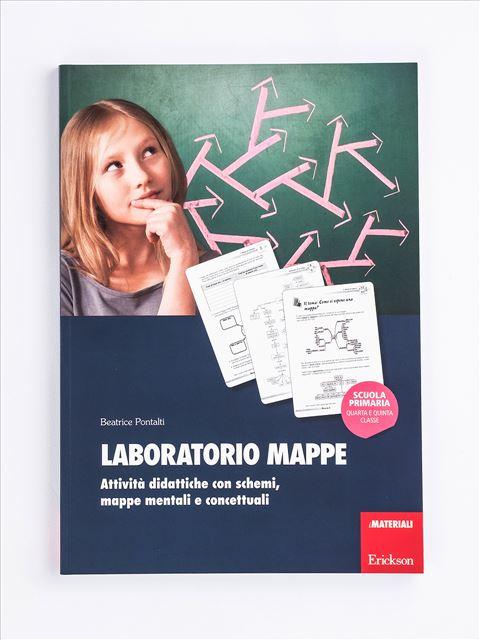 Laboratorio mappe - apprendimento cooperativo - Erickson
