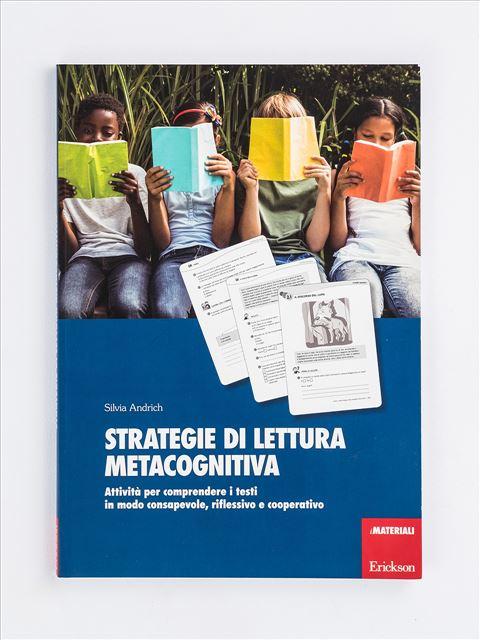 Strategie di lettura metacognitiva - Disabilità intellettiva (ritardo mentale) - Erickson
