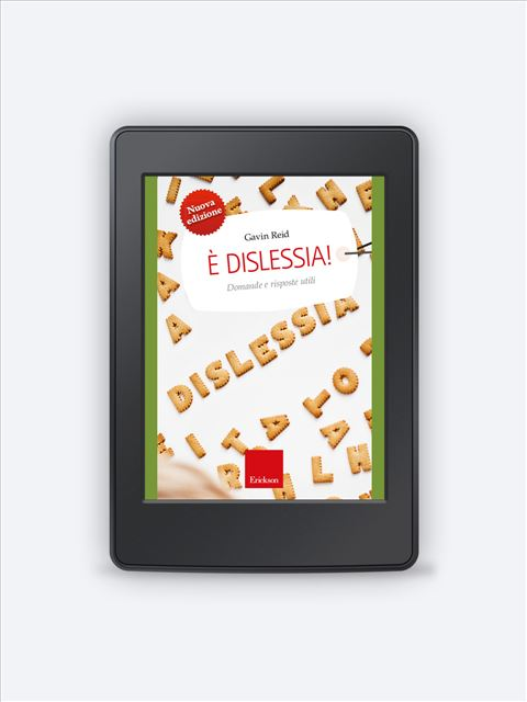 E' dislessia! - Libri - Erickson