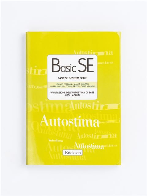 Basic SE Basic Self-Esteem Scale - Test diagnosi autismo, asperger, dislessia e altri DSA - Erickson